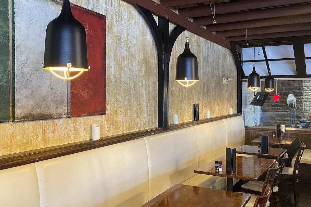 Porta Via lighting